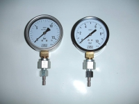 Precision medium pressure manometer